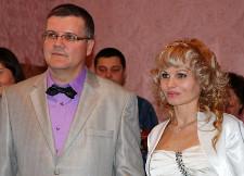 Le mariage d'Olga et Beat
