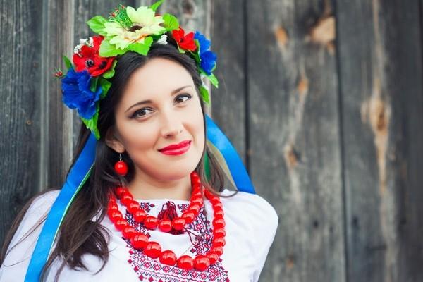Ukrainerinnen lieben ihr Land